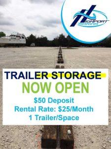 Trailer Parking - Highport